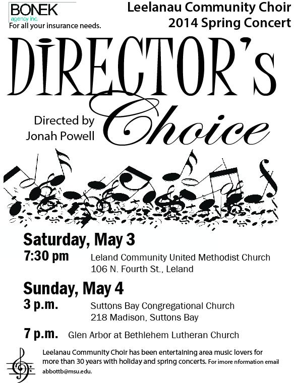 2014 spring choir sm